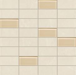Gobi white mozaika 30,8x30,3