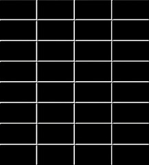 Colour black mozaika 32,7x29,5