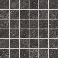 DDM06433 Base černá mozaika set 30x30 4,8x4,8x1