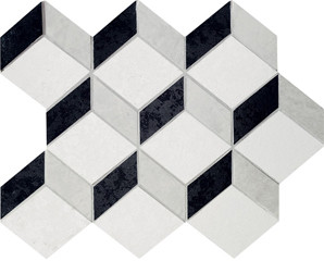 Barcelona mozaika 2A 29,8x24