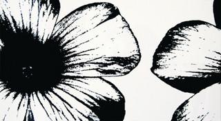 Colour florar white inzerto 59,3x32,7