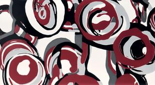 Colour hoop carmine inzerto 59,3x32,7