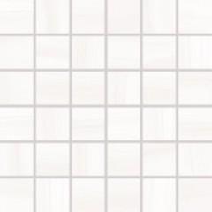 WDM06039 Air bílá mozaika 30x30 cm 4,7x4,7x1