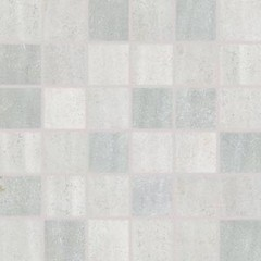 WDM05013 Manufactura světle šedá mozaika 4,7x4,7x0,7 30x30