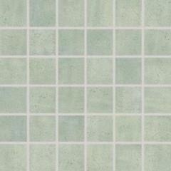 WDM05015-Manufactura zelená mozaika 4,7x4,7x0,7 30x30