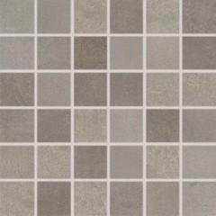 DDM06721 Extra hnědo šedá mozaika set 30x30 4,8x4,8x1