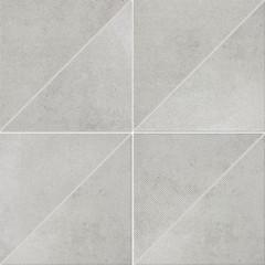 DDP3B696 Form šedá dekor 4ks 33,3x33,3x0,8