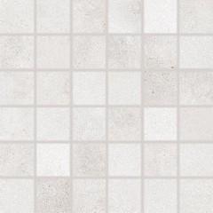 DDM05695 Form světle šedá mozaika 4,8x4,8x0,8 30x30