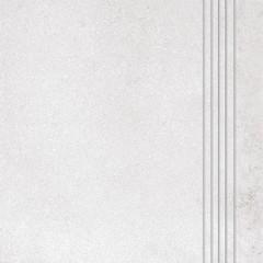DCP3B695 Form světle šedá schodovka 33,3x33,3x0,8