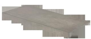 DCF84721 Extra hnědo šedá schodová tvarovka 39,8x79,8x1