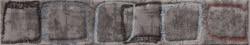 WLAH5013 Concept šedá listela - Monopoli 25x4,5x0,7