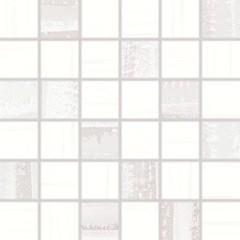 WDM05060 Easy bílá mozaika set 30x30 cm 4,7x4,7x0,7