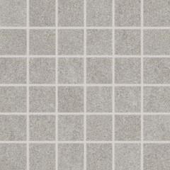 DDM06634 Rock světle šedá mozaika 4,7x4,7x1 30x30