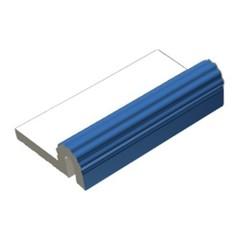 XPP55005 Pool bílá/tm.modrá Zürich 19,7x11,5x1,5/4,5