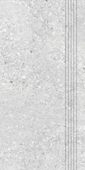 DCPSE666 Stones sv. šedá schodovka 29,8x59,8x1