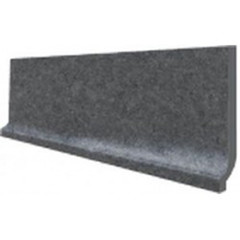 DSPJB635 Rock černá sokl s požlábkem 29,8x8,5x0,85