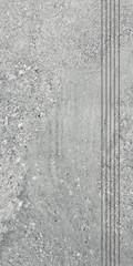 DCPSE667 Stones šedá schodovka 29,8x59,8x1