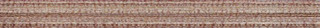 WLAMH020 Textile fialová listela 39,8x3,5x0,7