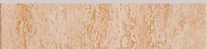 DSAJ8034 Travertin okrová sokl 29,8x7,2x0,8