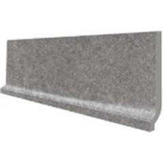 DSPJB636 Rock tmavě šedá sokl s požlábkem 29,8x8,5x0,85