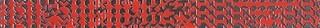 WLAN9093 Trinity červená listela 39,8x3,5x0,7