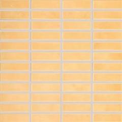 GDMAJ007 Tulip oranžová mozaika 2,3x7,3 30x30x0,6
