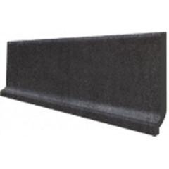 DSPJB613 Unistone černá sokl s požlábkem 29,8x8,5x0,85
