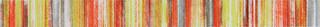 WLASZ003 Tendence červeno-zelená listela 59,8x5,5x1