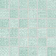 WDM05091 Trinity tyrkysová mozaika 4,8x4,8x0,7 30x30