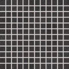 DDM0U613 Unistone černá mozaika 2,3x2,3x1 30x30