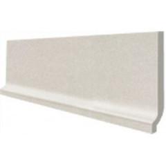 DSPJB632 Rock bílá sokl s požlábkem 29,8x8,5x0,85