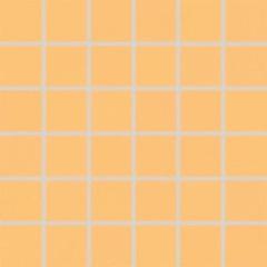 WDM06056 Tendence oranžová mozaika 30x30 cm 4,7x4,7x1
