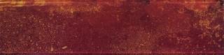 Inserto szklane rosso rust 29,8x119,8