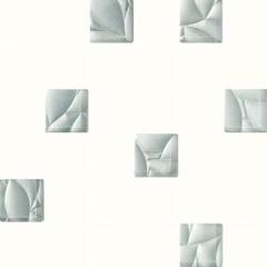 Esten bianco/silver mozaika K44 29,8x29,8