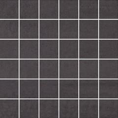 Doblo nero mozaika cieta mat 29,8x29,8