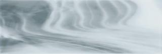 Inserto szklane murano bianco C 25x75