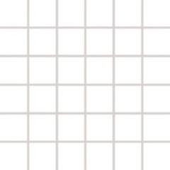 WDM05000 Up bílá mozaika set 30x30 4,8x4,8x0,7