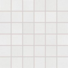 WDM05024 Wenge bílá mozaika 4,7x4,7 30x30x0,8