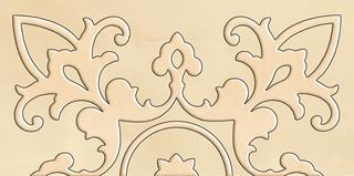 Sabro beige inserto murano 29,5x59,5