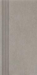 Rino grafit stopnica prosta nacinana mat 29,8x59,8