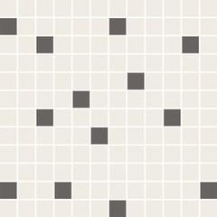 Luciola ecru/mocca mozaika mix 2,3x2,3 29,8x29,8