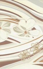 Carioca beige C inserto 25x40