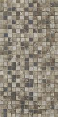 Luciola mocca inserto mosaico 30x60