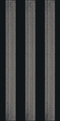 Bellicita nero inserto stripes 30x60