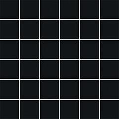 Bellicita nero mozaika 4,8x4,8 29,8x29,8