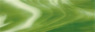Inserto szklane murano verde B 25x75