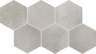 DDVT8711 Via šedá dlaždice dekor 120/70x8