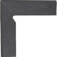 Semir grafit levý sokl 2ks 30x8,1