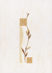 Madea beige inserto 25x35