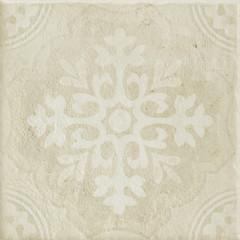 Wawel beige inserto classic A 19,8x19,8